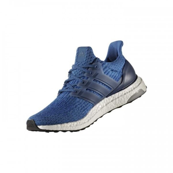 Adidas Men Ultra Boost 3.0 Blue Shoes BA8844