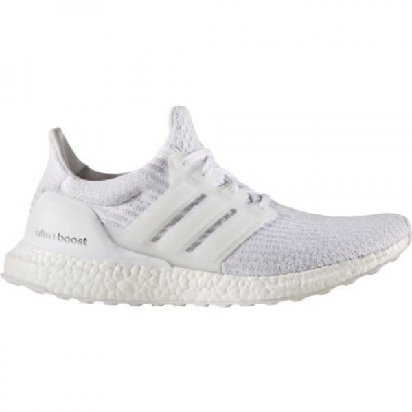 "Adidas Men Ultra Boost 3.0 ""Triple White""..."