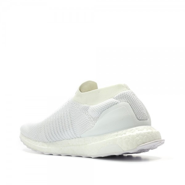 Adidas Men Running Ultraboost Mid White Shoes S80768
