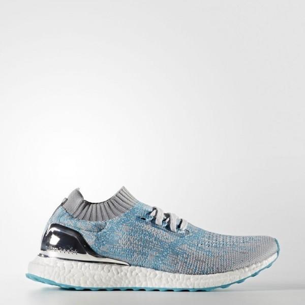 Adidas Men Kolor Ultra Boost Uncaged Light Grey Bl...