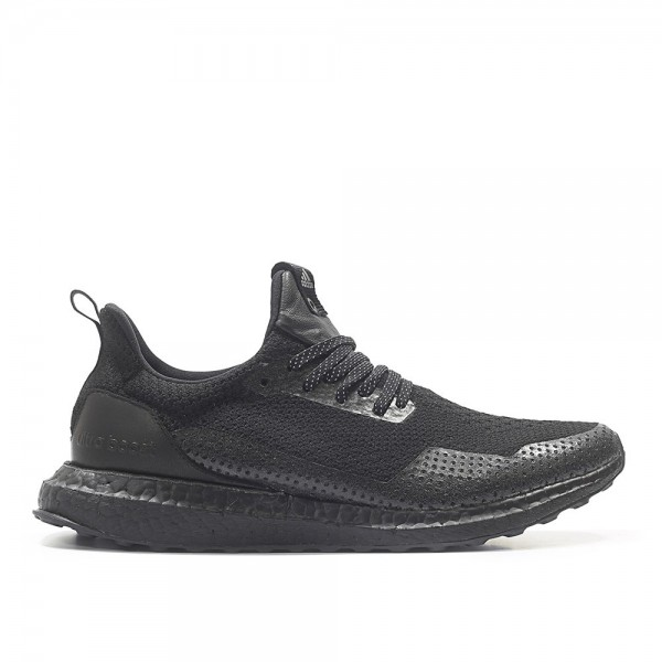Adidas Men Haven Ultra Boost Uncaged Black Shoes B...