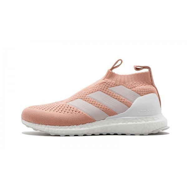 Adidas Men Ace 16+ Ultra Boost Clear Granite/Vapou...