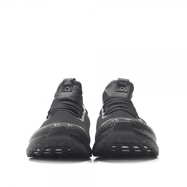 Adidas Men Haven Ultra Boost Uncaged Black Shoes BY2638