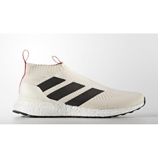 Adidas Men Ace 16+ Purecontrol Ultra Boost Beige B...