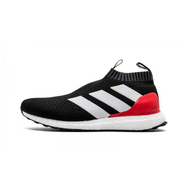 Adidas Men ACE 16+ Pure Control Ultra Boost Black ...