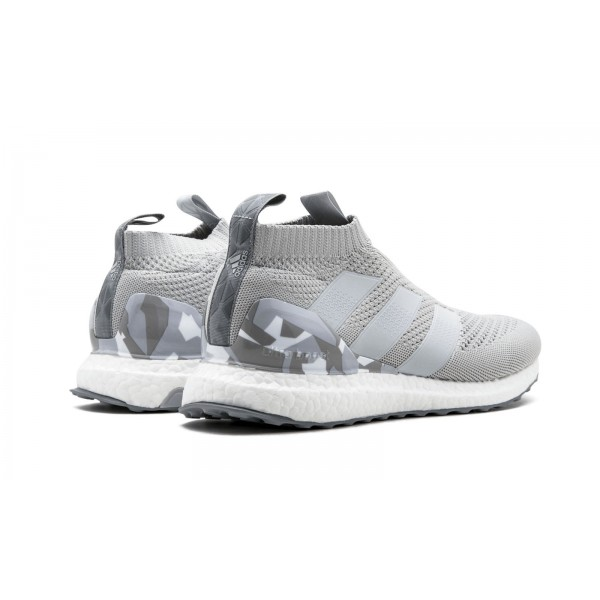 Adidas Men Ace 16 Pure Control Ultra Boost Grey Camo Shoes BY9089