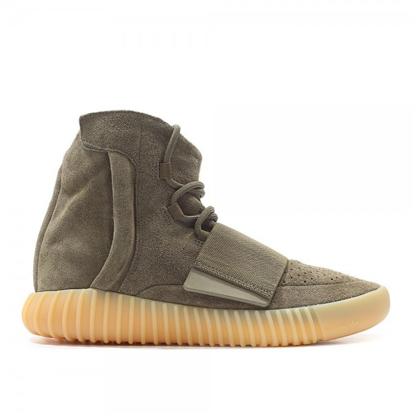 Adidas Unisex Yeezy 750 Boost Kanye West Light Bro...