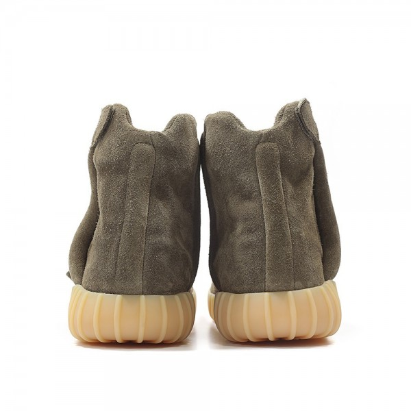 Adidas Unisex Yeezy 750 Boost Kanye West Light Brown Shoes BY2456