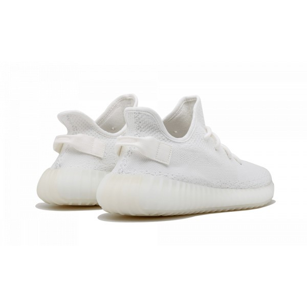 Adidas Unisex Kanye West Yeezy Boost 350 V2 Cream White Shoes CP9366