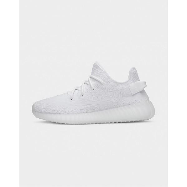 Adidas Unisex Kanye West Yeezy Boost 350 V2 Cream White Shoes CP9366