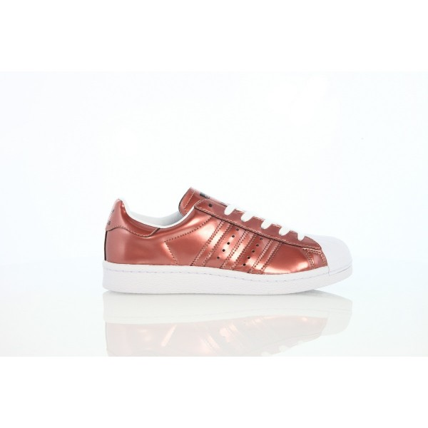Adidas Women Originals Superstar Boost Brown White...