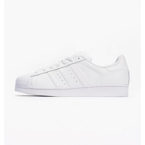 Adidas Men Originals Superstar White Shoes B27136